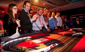 Carrera Events in Kooperation mit Innovative Booking